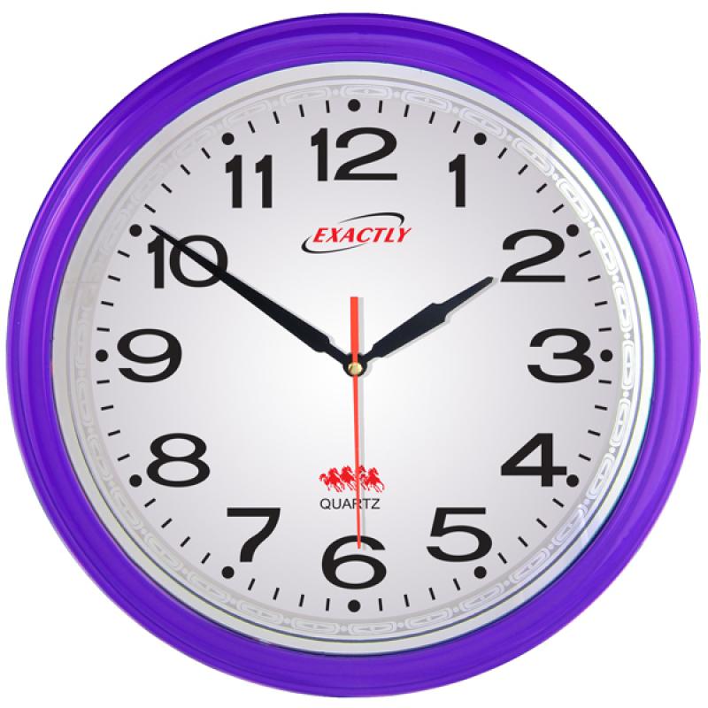 Nơi bán Đồng hồ treo tường EXACTLY U80 (Xanh)