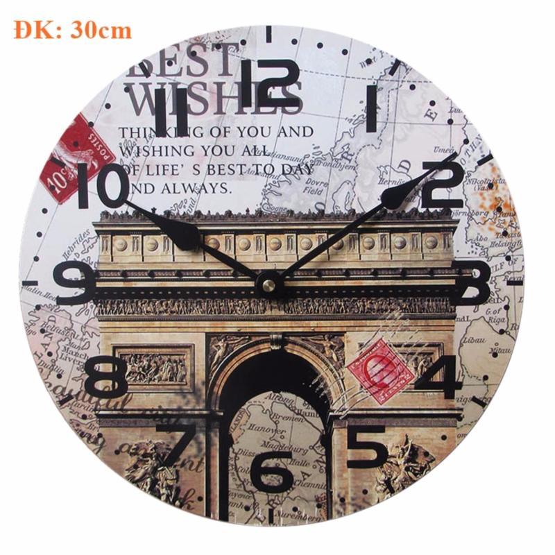 Nơi bán Đồng hồ treo tường nghệ thuật sáng tạo kiểu dáng mới lạ DH 1029