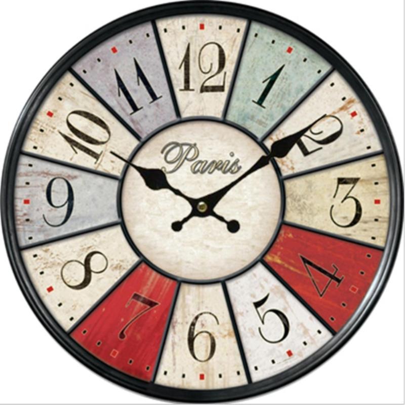 Nơi bán Đồng hồ treo tường phong cách châu âu cổ điển