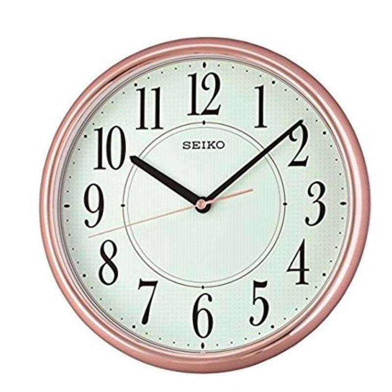 Nơi bán đồng hồ treo tường Seiko QXA671PT dạ quang nguyên mặt số.