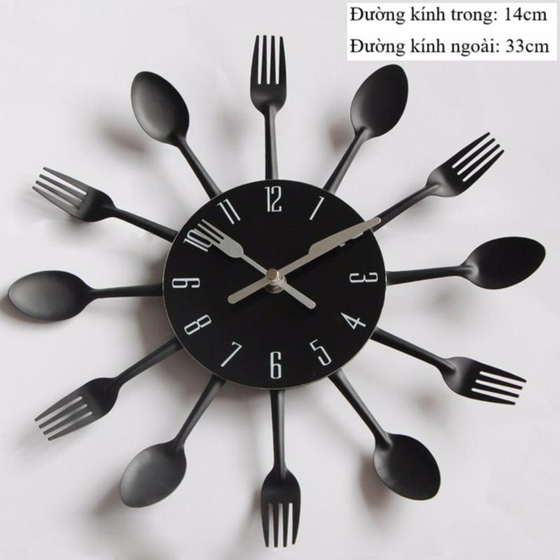 Đồng hồ treo tường ZOZO phong cách sáng tạo nghệ thuật ẩm thực độc đáo DH 1039 bán chạy