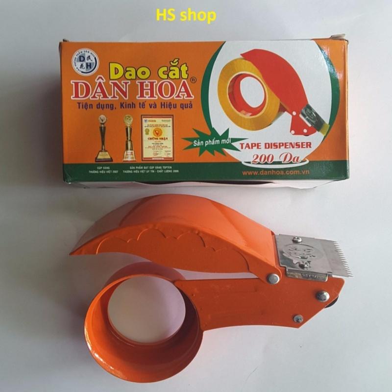 Mua Dụng cụ cắt Băng dính, Băng keo (Loại lớn) -Lưỡi răng cưa thép không gỉ -NPP HS shop