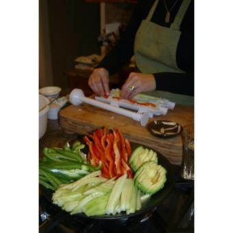 Dụng cụ cuộn Sushi chuyên dụng siêu nhanh