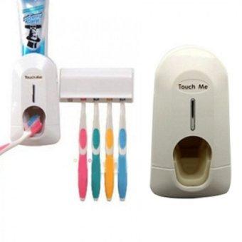 Dụng cụ lấy kem đánh răng Shop Gia dụng Touch Me (Trắng)