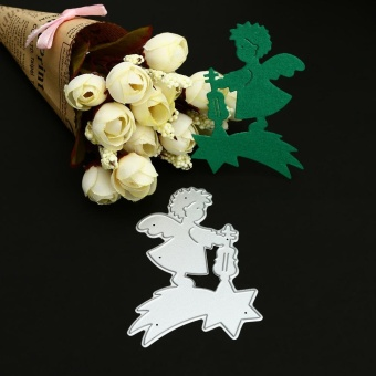 Flower Metal Cutting Dies Stencils DIY Scrapbooking Album Paper Card Craft C - intl