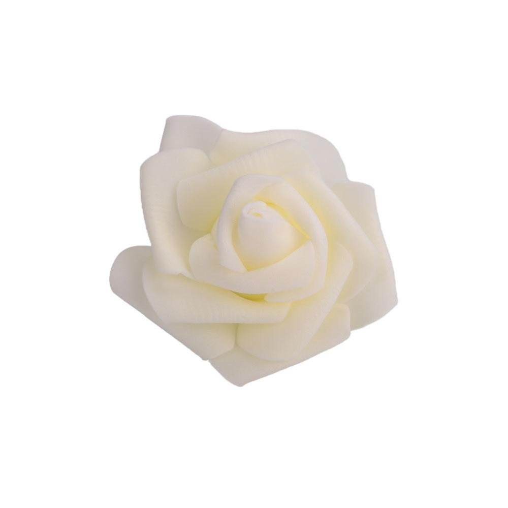 Foam Artificial Flowers Rose Bouquet Home Hotel Room Party GardenDecor - intl .