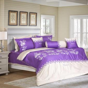 Ga phủ Everon 200*220ES1710 (Violet)