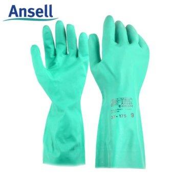 Găng tay Nitrile chống hóa chất Ansell 37-175