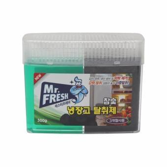 Gel khử khuẩn tủ lạnh than hoạt tính Mr Fresh 300g cao cấp