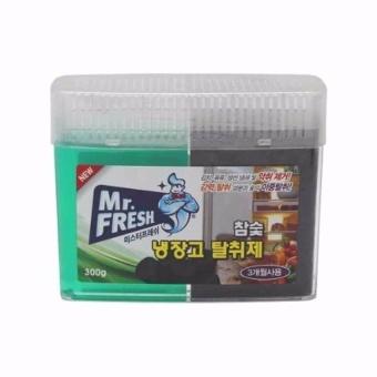 Gel khử mùi tủ lạnh than hoạt tính Mr Fresh 300g - 8500081 , OE680HLAA38UZIVNAMZ-5680127 , 224_OE680HLAA38UZIVNAMZ-5680127 , 138000 , Gel-khu-mui-tu-lanh-than-hoat-tinh-Mr-Fresh-300g-224_OE680HLAA38UZIVNAMZ-5680127 , lazada.vn , Gel khử mùi tủ lạnh than hoạt tính Mr Fresh 300g