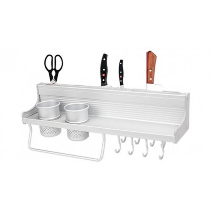 Hình ảnh Giá để đồ nhà bếp đa năng tiện dụng Vega VN + tặng hộp đựng tăm