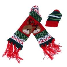 Khuyến Mãi Giáng sinh Giữ Chai Chai Giáng sinh Đan Giáng sinh và trang trí mũ (Đa) -animal  crystalawaking
