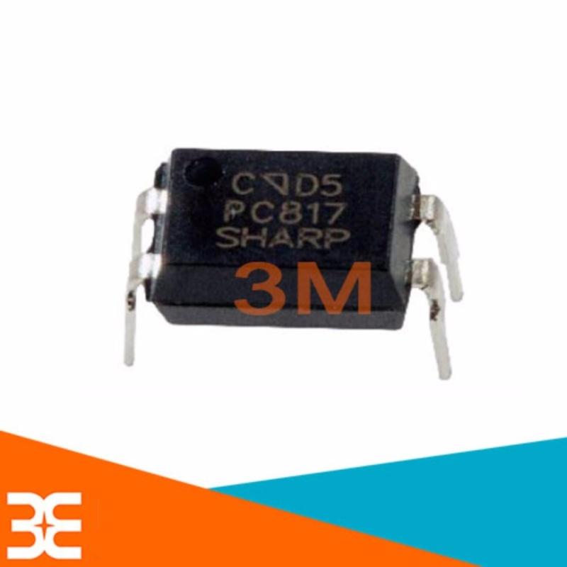 Bảng giá Mua Gói 10 Con Opto PC817 V 5mA DIP4