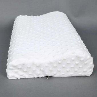 Gối cao su non chống ngáy cao cấp 50x30cm