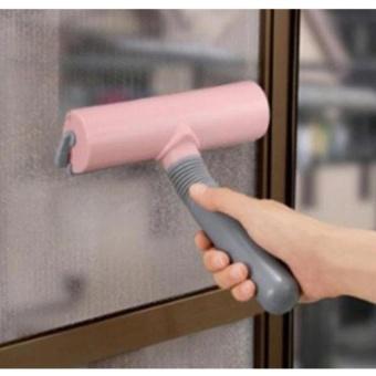 HappyLife Japen Window Dedicated Cleaning Brush Glass Wiper Wipers Brush - intl