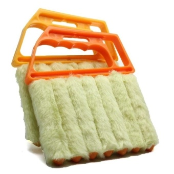 ... HappyLife Microfibre Brush Window Air Conditioner Duster Dirt Cleaner Homecleaning Tool - intl ...