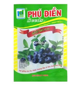 Hạt giống Việt quất (PD.69)