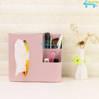Hộp đựng mỹ phẩm thìa đũa đồ dùng mini Homebi HB-MN