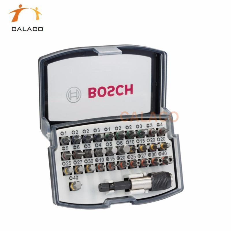 Hộp vít đa năng Bosch (xanh - đen)