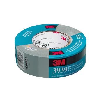 Băng keo vải 3M Duct Tape 3939 (Bạc)