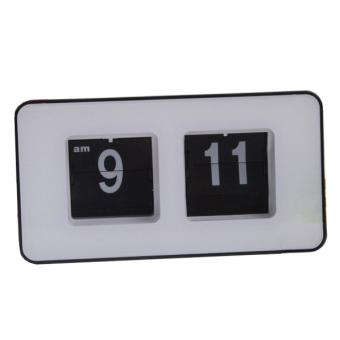 Đồng hồ lật số để bàn