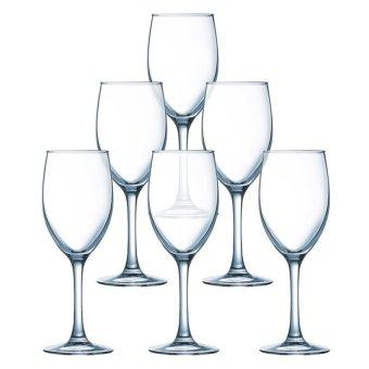 Bộ 6 ly rượu vang TT Luminarc Raindrop 250ml H5701