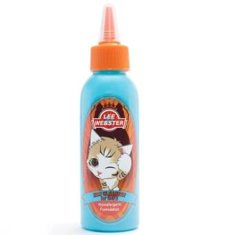 Dung dịch vệ sinh tai cho mèo Lee&Webster 130ml