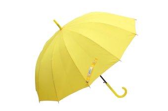 Ô đi mưa cá nhân đóng mở tự động Tiross (Vàng)