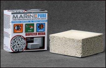 Sứ lọc nước bể cá CerMedia MarinePure 20cm x 20cm x 10cm Block