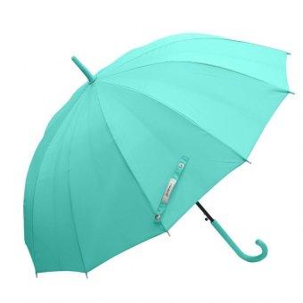 Ô đi mưa cá nhân đóng mở tự động Tiross (Xanh)