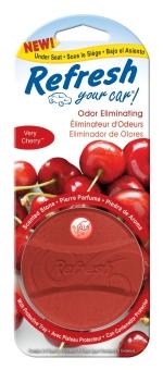 Viên thơm Phòng Lạnh và Xe Hơi hương Cherry tươi ngọt lịm HandStands Refresh Your Car (09231 - Đỏ)