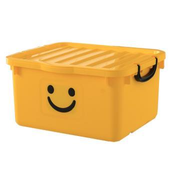 Mua Thùng nhựa size lớn Happy Box Yuwon PS YW-11 (Vàng) giá tốt nhất