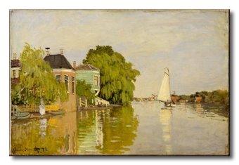 Tranh in canvas sơn dầu Thế Giới Tranh Đẹp Scenery 415