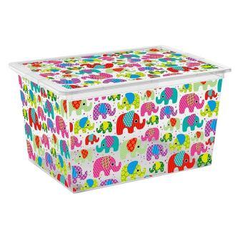 Mua HỘP CHỨA ĐỒ C-BOX STYLE XL TENDER ZOO KIS - Ý giá tốt nhất