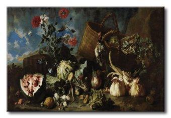 Thế Giới Tranh Đẹp Static-172 - Tranh in canvas sơn dầu
