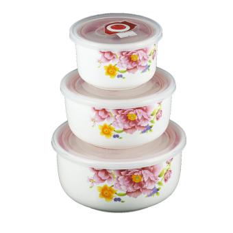 Mua Bộ 3 bát sứ lạnh cao cấp Camellia SL03 (Nhỏ) giá tốt nhất