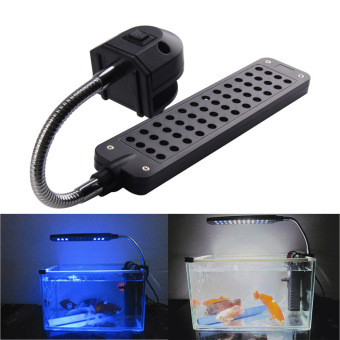 DC12V 3.5W 48 Aquarium Light Lamp For Coral Reef aquatic animals EU New - INTL