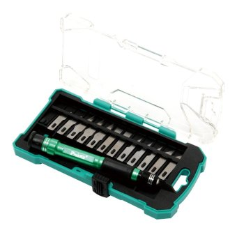 Bộ dao đa năng 14 món Pro'skit PD-398