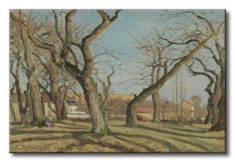 Tranh in canvas sơn dầu Thế Giới Tranh Đẹp Scenery 420