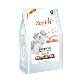 Thức ăn hạt mềm chó nhỏ Zenith 1.2kg