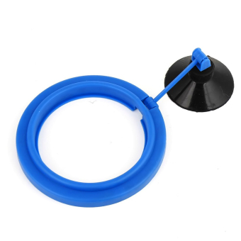 Mua 2 PCS Aquarium Fish Tank Floating Foods Circle Feeding Ring Station Feeder giá tốt nhất