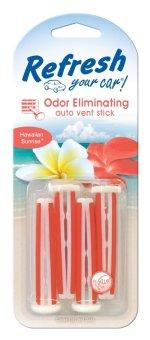 Vỉ 4 cây thơm hương mặt trời Haiwaii HandStands Refresh You Car (09544)