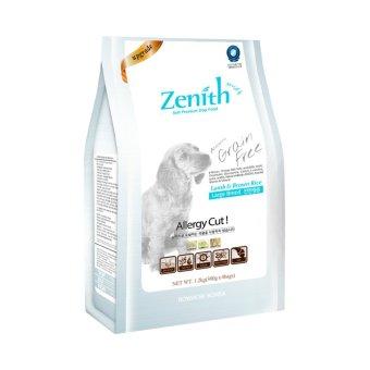 Thức ăn hạt mềm chó lớn Zenith 1.2kg