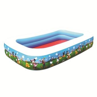 Bể bơi phao gia đình hình chữ nhật Bestway 91008