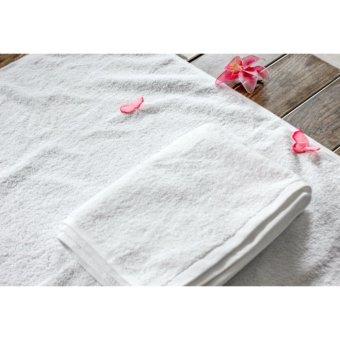 Bộ 2 khăn mặt và khăn tắm Anh Phát 100% cotton cao cấp siêu mềm