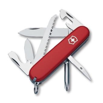 Dao đa năng Victorinox Hiker (Đỏ)