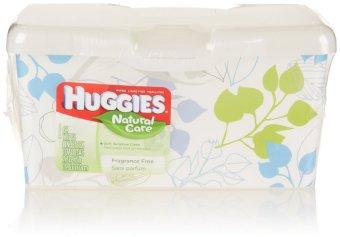Huggies - Khăn ướt siêu mềm 64 miếng