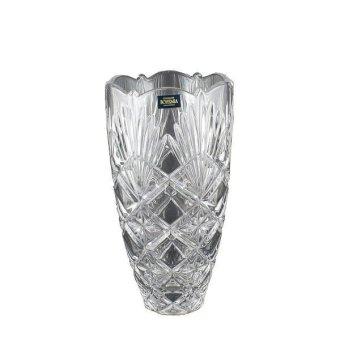 Lọ hoa pha lê Kim Phượng Glass Bohemia Cristal MB10