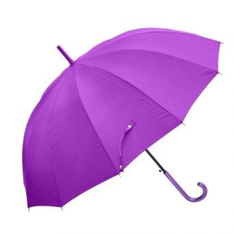 Ô đi mưa cá nhân đóng mở tự động Tiross (Tím)