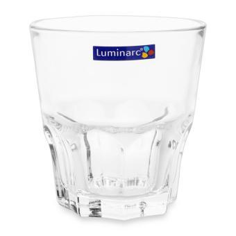 Bộ 6 ly thủy tinh thấp Luminarc Granity 240ml G3653 (Trong suốt)